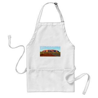 Uluru / Ayers Rock - Australia Standard Apron