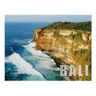 Uluwatu - Bali, Indonesia Postcard