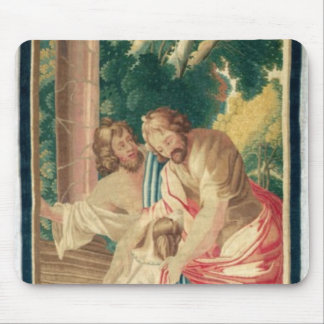 Ulysses accompanied by Telemachus Mouse Mat