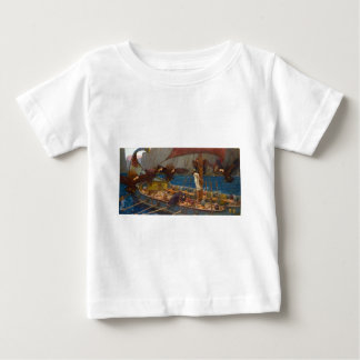 Ulysses and the Sirens Baby T-Shirt
