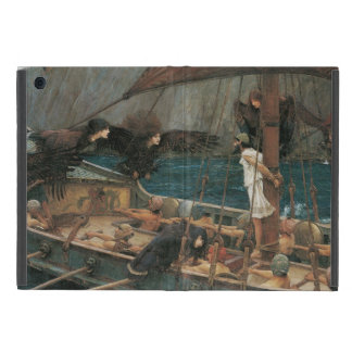 Ulysses and the Sirens by JW Waterhouse Cover For iPad Mini