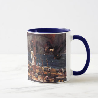 Ulysses and the Sirens Mug