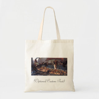 Ulysses and the Sirens Budget Tote Bag