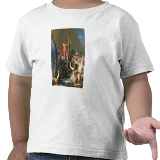 Ulysses and the Sirens Tee Shirt