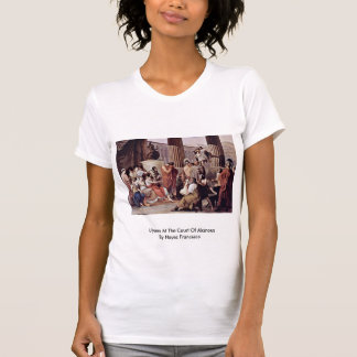 Ulysses At The Court Of Alcinous T-shirts