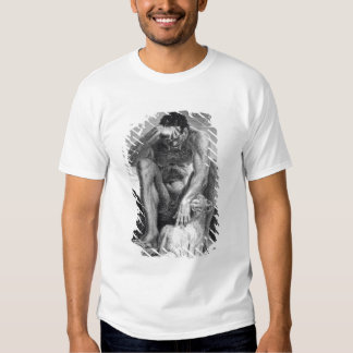Ulysses Escaping from Polyphemus the Cyclops Tee Shirts
