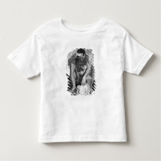 Ulysses Escaping from Polyphemus the Cyclops Toddler T-Shirt