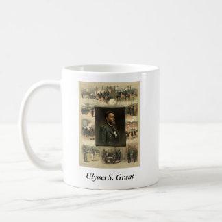 Ulysses S. Grant, 1885 Basic White Mug