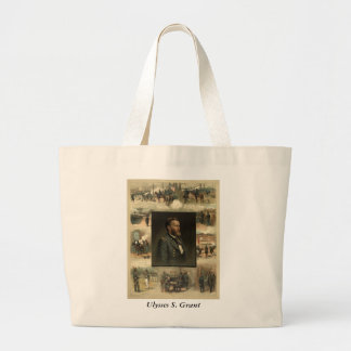 Ulysses S. Grant, 1885 Jumbo Tote Bag