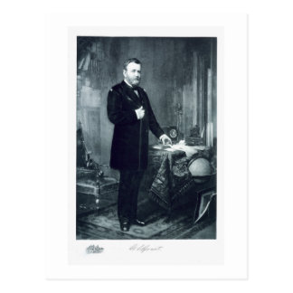 Ulysses S. Grant, 18th President of the United Sta Postcard
