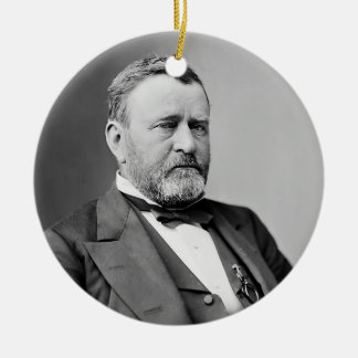 Ulysses S. Grant Christmas Ornament