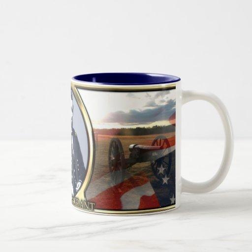 Ulysses S. Grant Civil War Mug