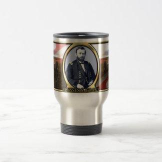 Ulysses S. Grant Civil War Travel Mug