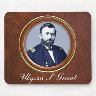 Ulysses S. Grant Mouse Pad