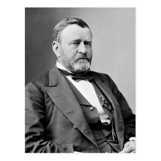 Ulysses S Grant Post Card