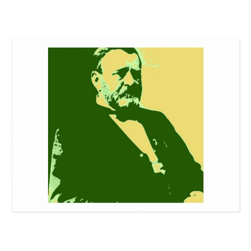 Ulysses S Grant Post Cards