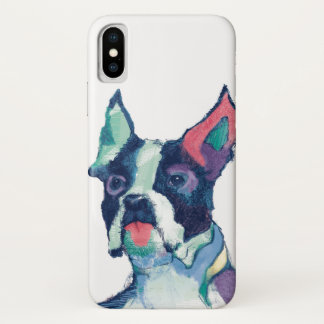 Ulysses Watercolor Pastel iPhone X Case