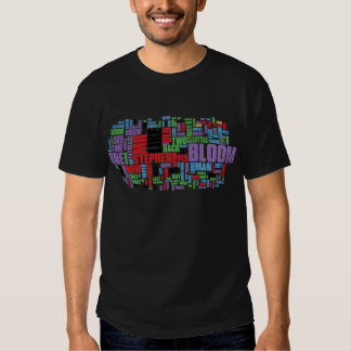 Ulysses Word Cloud T-shirt