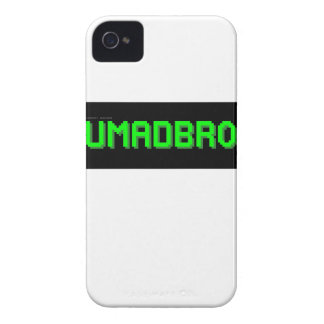 UMADBRO ID case iPhone 4 Covers