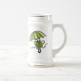 Umberlla with Roses 15 Coffee Mug