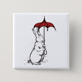UMBRELLA 15 CM SQUARE BADGE