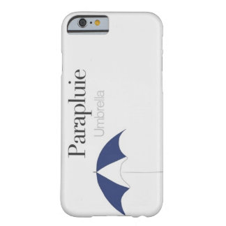 Umbrella. Barely There iPhone 6 Case