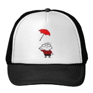 Umbrella Boy Hats