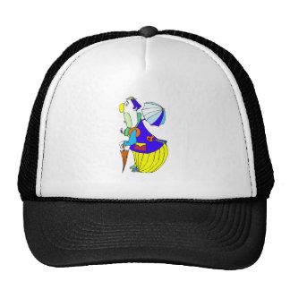 Umbrella Clown Cap