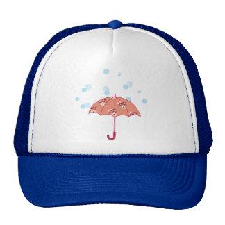 umbrella mesh hat