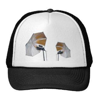 Umbrella Lights Trucker Hats