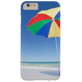 Umbrella On Beach   Australia Barely There iPhone 6 Plus Case