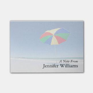 Umbrella On Beach | Australia Post-it Notes