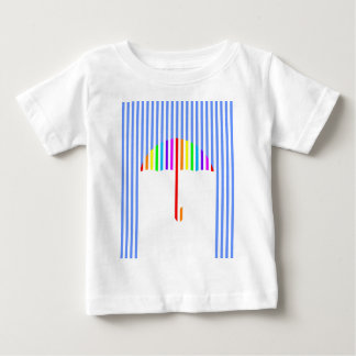 umbrella rain.png baby T-Shirt