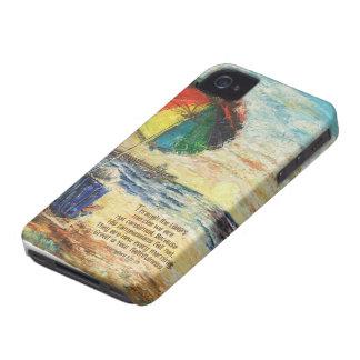 Umbrella Sunrise Lamentations 3:22-23 Case-Mate iPhone 4 Cases