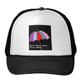 Umbrella Theme Cap