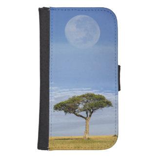 Umbrella Thorn Acacia, Acacia tortilis, and Samsung S4 Wallet Case