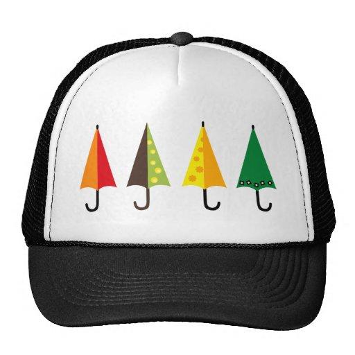 UmbrellaBoots3 Mesh Hats
