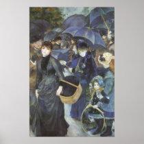 The Umbrellas by Pierre-Auguste Renoir - ArtinthePicture.com