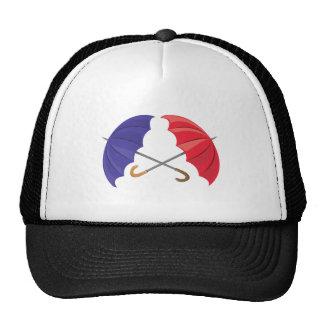 Umbrellas Trucker Hats
