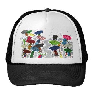 Umbrellas Cap
