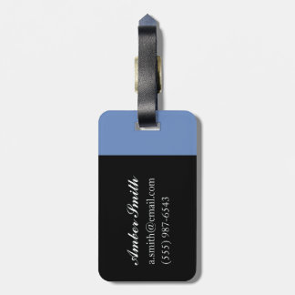 Umbrellas Greece 1995 Luggage Tags