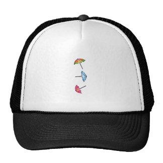 Umbrellas Mesh Hat