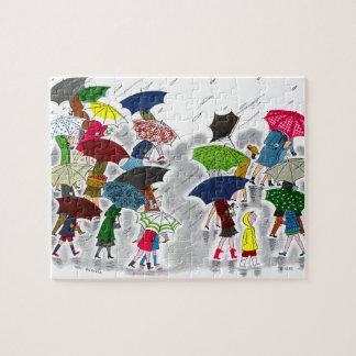 Umbrellas Puzzles