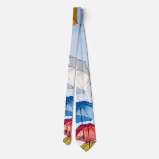 Umbrellas Tie