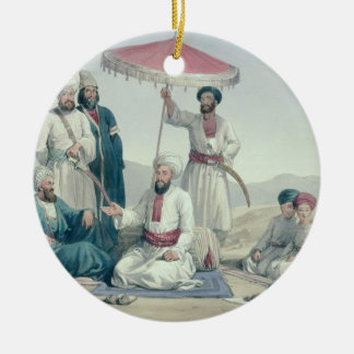 Umeer Dost Mohammed Khan, from 'Characters and Cos Christmas Ornament