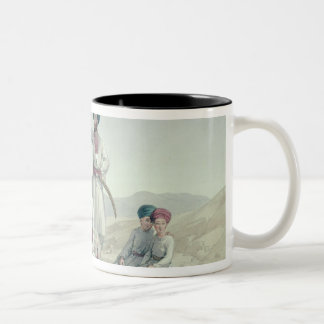 Umeer Dost Mohammed Khan, from 'Characters and Cos Two-Tone Coffee Mug