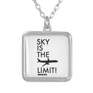 "umexx air  ""SKY IS THE LIMIT!"" Necklaces"