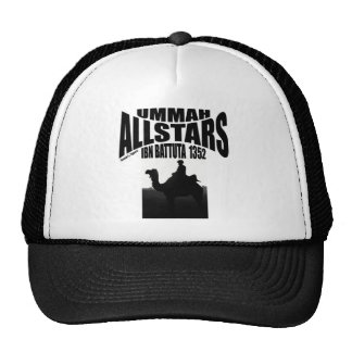 Umma Allstars Ibn Battuta Trucker Hat