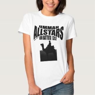 Umma Allstars Ibn Battuta Tee Shirts