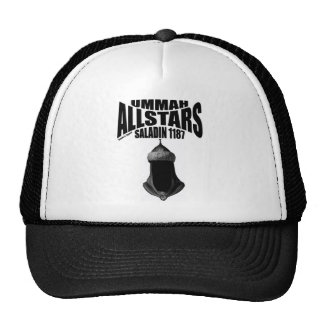 Ummah Allstars Saladin Trucker Hat